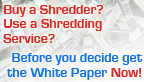 Shredding White Paper